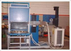 macchina per marcatura laser