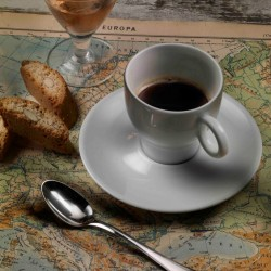 Cucchiaino da caffè personalizzato Alpini Brasinox
